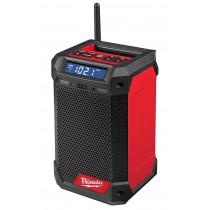 MILWAUKEE COMPACT RADIO M12RCDAD
