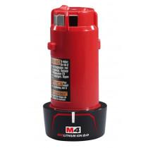 Milwaukee M4 B2 accu 4 Volt 2,0Ah Li-Ion