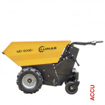 Lumag Accu Kruiwagen MD500EK