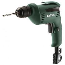 Metabo BE10 450W. Elektr. regelbare boormachine + snelspanboorhouder