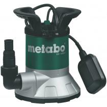 Metabo schoonwater dompelpomp vlakzuigend