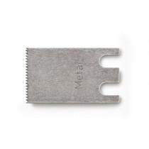 Fein MiniCut HSS-zaagblad 20x20 mm. Set a 2 stuks.