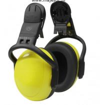 MSA gehoorbeschermer LOW 24db(A) tbv helm geel