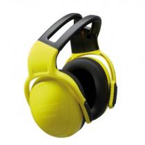 MSA gehoorbeschermer MEDIUM 28db(A) met hoofdbeugel geel