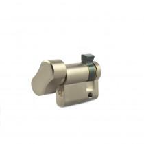 Noxxa Excellent Halve Knopcilinder Cilinder Half 10/30