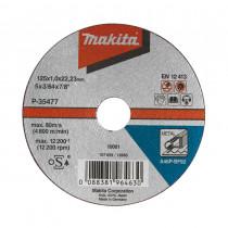 Makita doorslijpschijf 180x2.5mm metaal A-85329