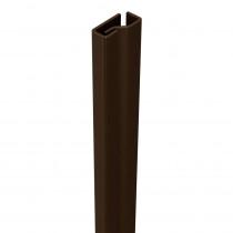SecuStrip Plus binnendraaiend 2050mm bruin