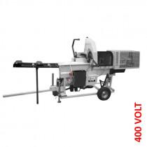 Lumag Zaagkloofmachine 400V 4000 Watt SSA300