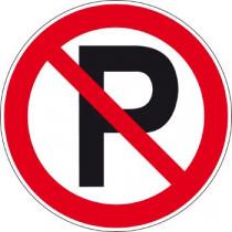 Sticker- Parkeren verboden, 200 mm
