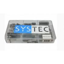 Systec assortimentsdoos 9-vaks inlegspie Din 6885