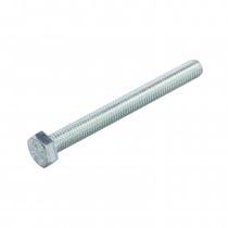 Hoenderdaal Tapbout zeskant staal verzinkt 8.8 DIN933
