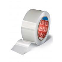 Tesa polyethyleentape Tesaband 4668 transp .50mmx33mtr  (1  rol)
