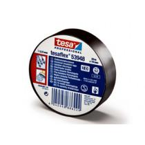 Tesaflex elektrische isolatietape wit PVC 19mmx 25mtr
