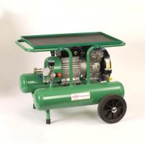 Union Compressor C-WARRIOR355  230 Volt / 1420 Toeren/Min. /2X11 Liter T.