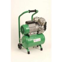 Union Olie Vrij Cpl. Compressor  C-PIONEER240 230V/1420 Toeren/Min./10 L.