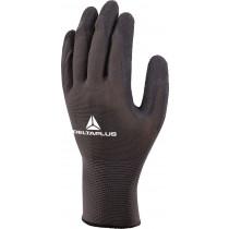 Delta Plus stratenmakershandschoen grijs/zwart mt 10(XL)