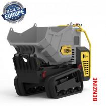 Lumag Mini Rups Dumper benzine 11 VH850