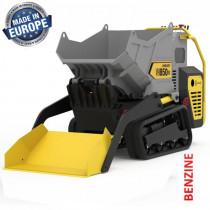 Lumag Mini Rups Dumper benzine 11 VH850PRO