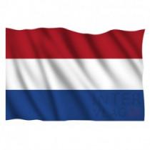 Vlag Nederland 100x150cm.