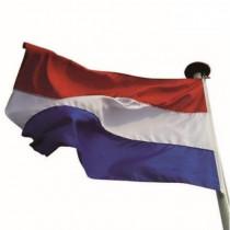 Vlaggenpakket ( Nederlandse vlag, stok en houder)