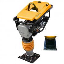 Lumag Trilstamper benzine 6 VS80CM