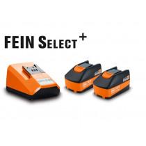 Fein FS+ startset 18V 5.0AH