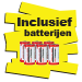 Perfectpro batterijen